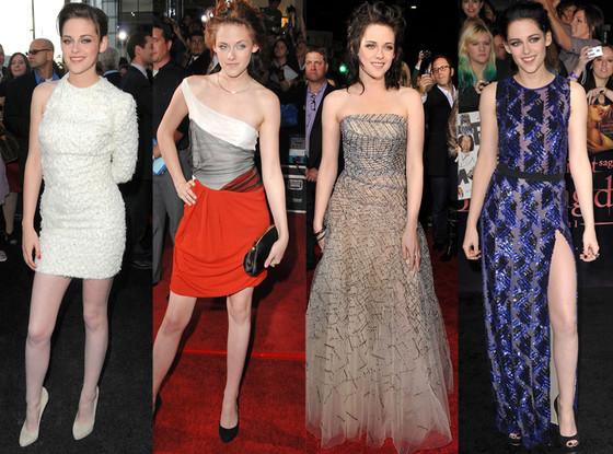 Эволюция стиля Кристен Стюарт: от молодой «сумеречной» девочки к фантастической модной красотке