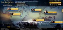 """Карта сумеречного мира и призы для фанатов """"Сумерек"""""""