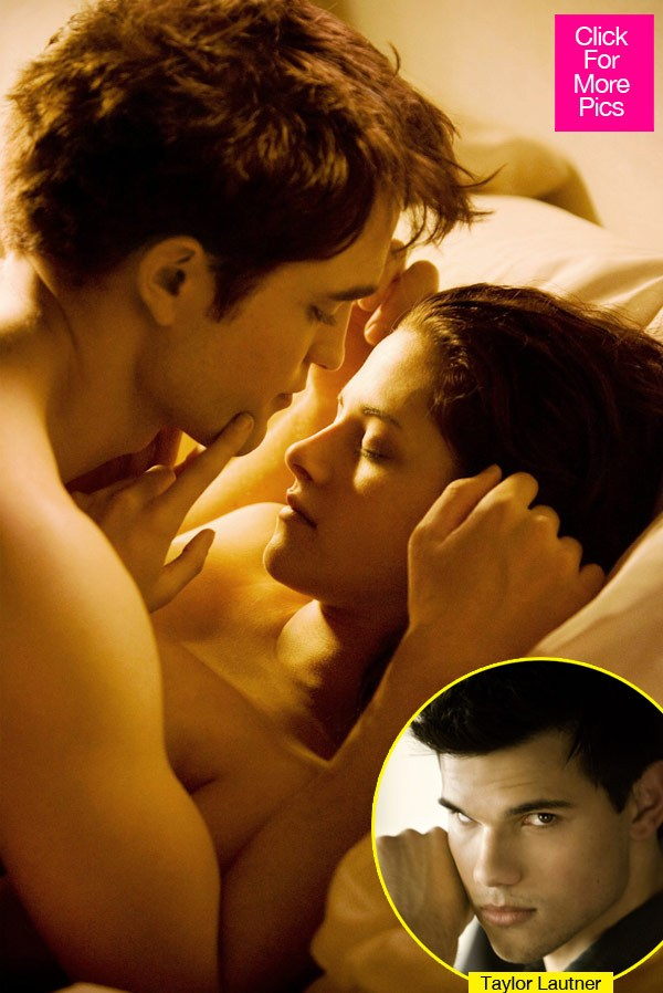 """Тэйлор Лотнер: сексуальные сцены с Робертом Паттинсоном и Кристен Стюарт были """"невероятными"""""""