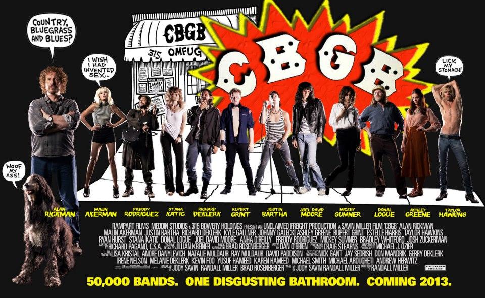 «Клуб 'CBGB'» — 2013