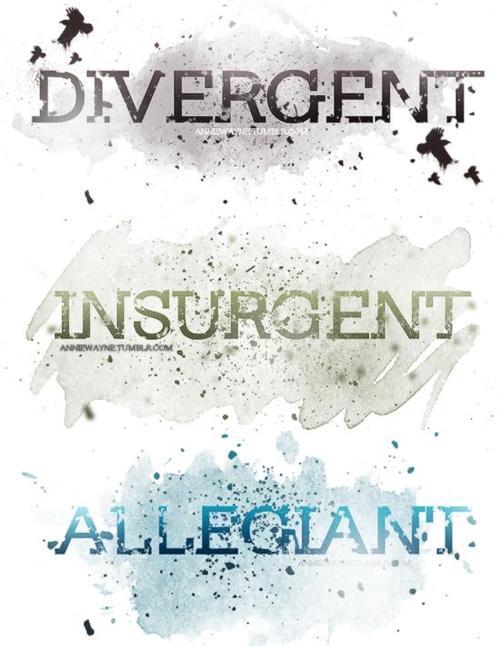 Стало известно название последней книги трилогии «Дивергент»: молодежную серию завершит «Верный»