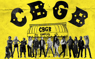 Известен саундтрек фильма «CBGB» с Эшли Грин