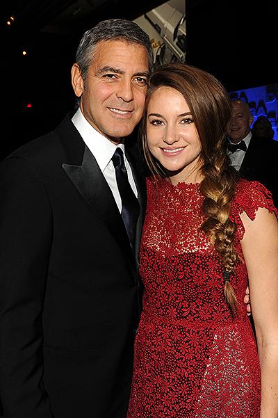 Шейлин и Клуни