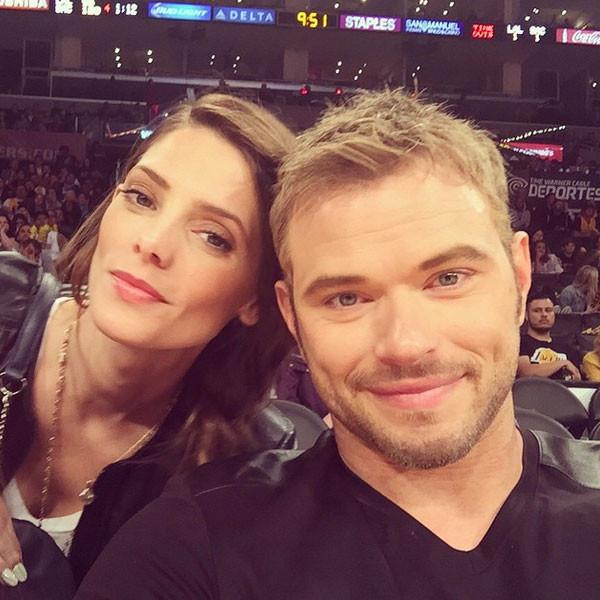 Эшли и Келлан