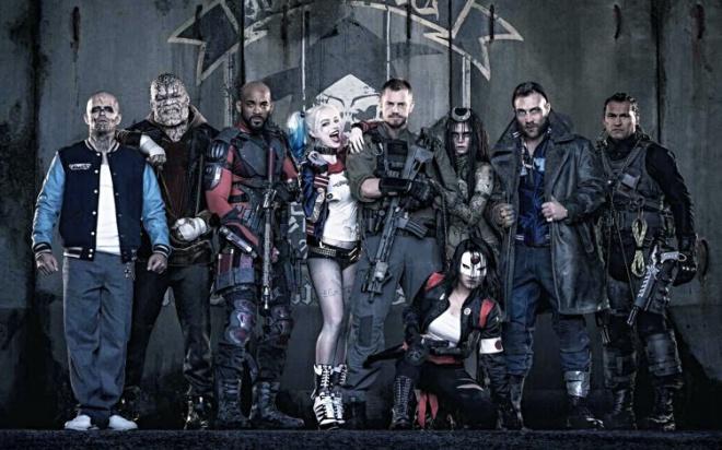 отряд самоубийц фото героев фильма