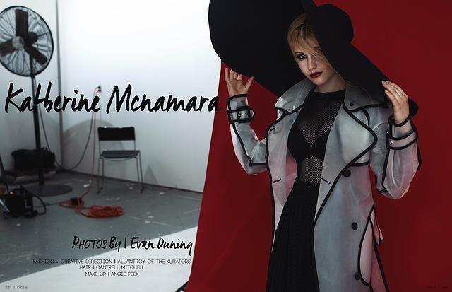 кэтрин макнамара