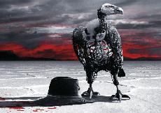 Crow robot