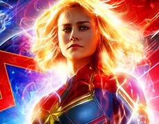 Рецензия на «Капитана Марвел»: На рассвете киновселенной