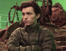 Том Холланд не читал сценарий «Мстителей: Финал»