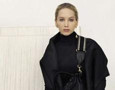 Дженнифер Лоуренс вновь снялась для Dior