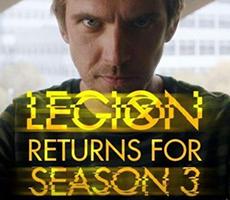 «Легион» — тизер третьего сезона c профессором Икс