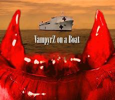 Кровавый круиз в трейлере инди-хоррора «Вампиры на борту»