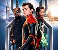 Рецензия на фильм «Человек-паук: Вдали от дома»
