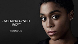 Лашана Линч — агент 007