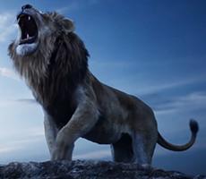 Рецензия на фильм «Король лев»