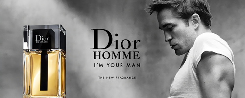«I'm Your Man» – Dior Homme 2020 с Робертом Паттинсоном