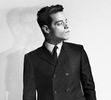 Рами Малек стал амбассадором Cartier